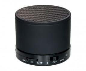 Lautsprecher mit Bluetooth® Technologie REFLECTS-FERNLEY BLACK Werbemittel schwarz