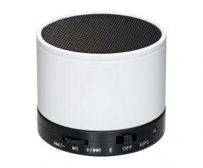 Lautsprecher mit Bluetooth® Technologie REFLECTS-FERNLEY WHITE Werbepräsent weiß