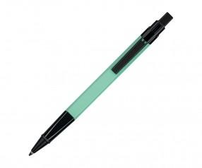 REFLECTS Kugelschreiber CLIC CLAC-LOGRONO LIGHT GREEN Werbeartikel hellgrün