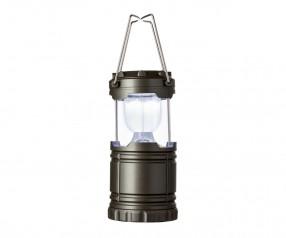 Campinglampe REFLECTS-GROSSETO L L Werbeartikel dunkelgrau