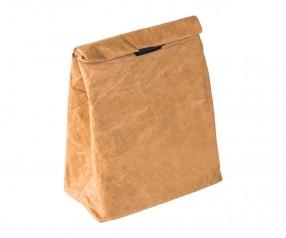 Lunchbag REFLECTS-OLAVARRIA mit Logo braun