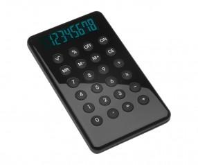 Taschenrechner REFLECTS-ALMAZORA Werbegeschenk schwarz