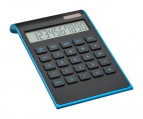 Taschenrechner REFLECTS-VALINDA BLACK LIGHT BLUE Werbeartikel hellblau, schwarz