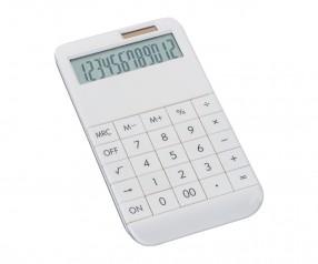 Taschenrechner REFLECTS-SPECTACULATOR DIGITS mit Logo weiß