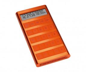 Solartaschenrechner REFLECTS-MACHINE ORANGE Werbemittel orange
