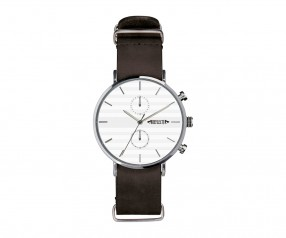 Armbanduhr REFLECTS-PILOT mit Werbeanbringung