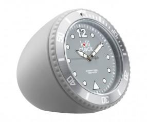 REFLECTS Uhr LOLLICLOCK-ROCK GREY Werbepräsent grau