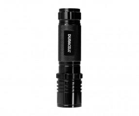 REFLECTS Taschenlampe DURACELL-TOUGH™ Werbeartikel schwarz