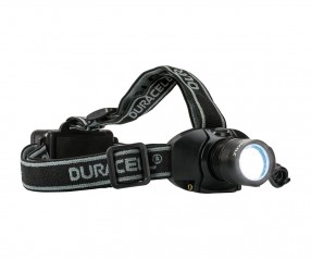 REFLECTS Kopflampe DURACELL-EXPLORER™ mit Logo schwarz