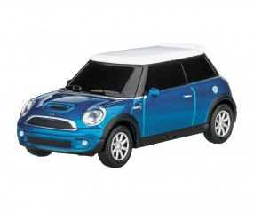 REFLECTS USB-Speicherstick Mini Cooper 1:68 BLUE 16GB Werbemittel blau