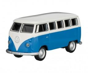 REFLECTS USB-Speicherstick VW Bus T1 1:72 BLUE 16GB Werbeartikel blau