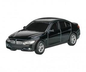 REFLECTS USB-Speicherstick BMW 335i 1:72 BLACK 16GB Werbegeschenk schwarz
