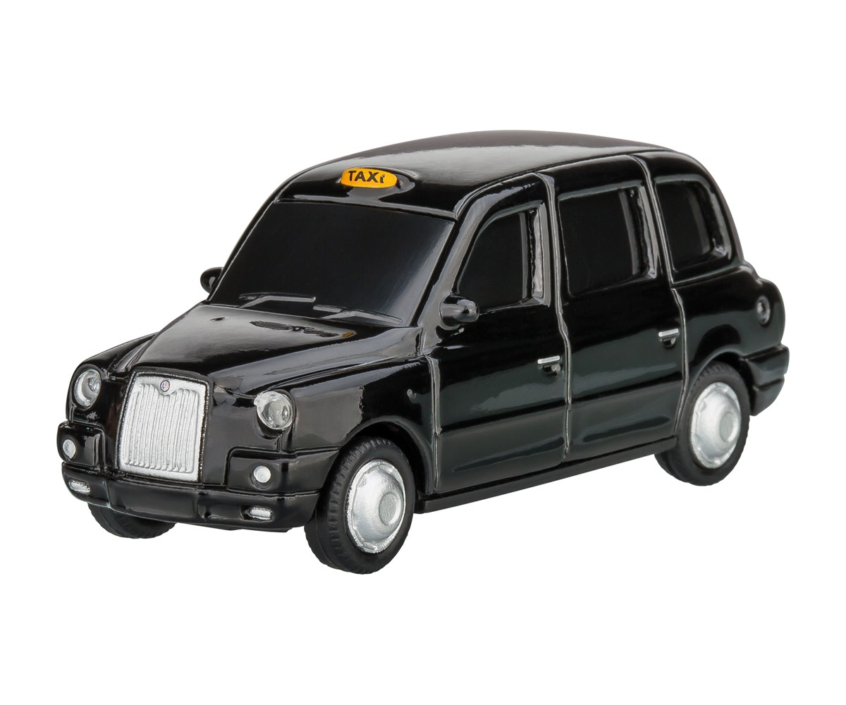 usb speicherstick london taxi tx4 1 72 black 16gb promotion artikel schwarz dein pen. Black Bedroom Furniture Sets. Home Design Ideas