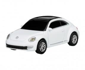 REFLECTS USB-Speicherstick VW Beetle 1:72 WHITE 16GB mit Werbeanbringung weiß
