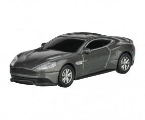 REFLECTS USB-Speicherstick Aston Martin Vanquish 1:72 GREY 16GB Werbepräsent grau