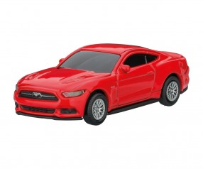 REFLECTS USB-Speicherstick Ford Mustang 1:72 RED 16GB Werbeartikel rot