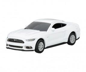 REFLECTS USB-Speicherstick Ford Mustang 1:72 WHITE 16GB Werbemittel weiß