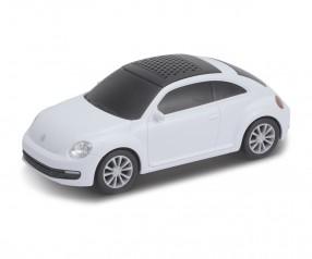 REFLECTS Lautsprecher mit Bluetooth® Technologie VW Beetle 1:36 WHITE Werbepräsent weiß
