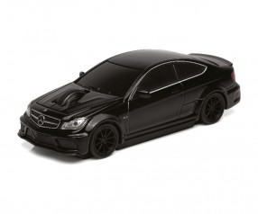 REFLECTS Computermaus Mercedes Benz C63 AMG 1:32 BLACK Werbeartikel schwarz