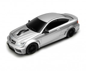 REFLECTS Computermaus Mercedes Benz C63 AMG 1:32 SILVER Werbemittel silber