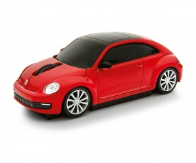 REFLECTS Computermaus VW Beetle 1:32 RED Werbegeschenk rot