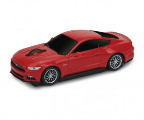 REFLECTS Computermaus Ford Mustang 1:32 RED mit Logo rot