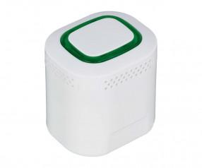 Bluetooth®-Lautsprecher S REFLECTS-COLLECTION 500 mit Werbeanbringung weiß/grün
