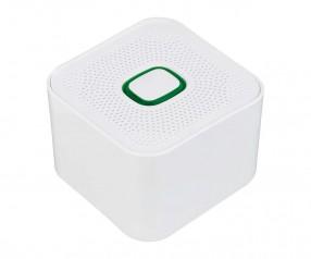 Bluetooth®-Lautsprecher XL REFLECTS-COLLECTION 500 Werbegeschenk weiß/grün