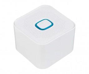 Bluetooth®-Lautsprecher XL REFLECTS-COLLECTION 500 Werbepräsent weiß/hellblau