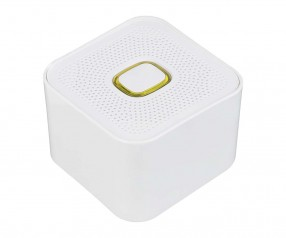Bluetooth®-Lautsprecher XL REFLECTS-COLLECTION 500 Werbeartikel weiß/gelb