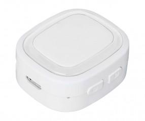 Bluetooth®-Adapter REFLECTS-COLLECTION 500 Werbemittel weiß/transparent