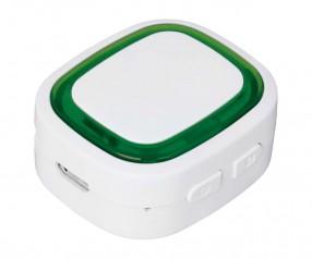 Bluetooth®-Adapter REFLECTS-COLLECTION 500 Werbegeschenk weiß/grün