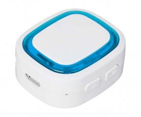 Bluetooth®-Adapter REFLECTS-COLLECTION 500 Werbepräsent weiß/hellblau
