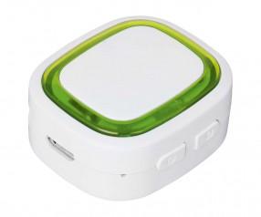 Bluetooth®-Adapter REFLECTS-COLLECTION 500 Promotion-Artikel weiß/hellgrün