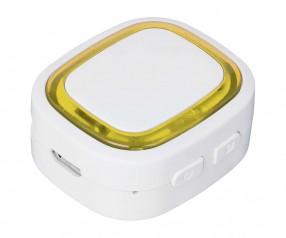 Bluetooth®-Adapter REFLECTS-COLLECTION 500 Werbeartikel weiß/gelb