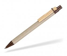 Ritter Pen Carton 70250 Kugelschreiber 0401 Schoko-Braun
