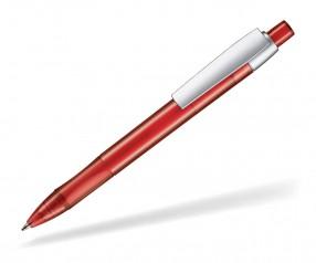 Ritter Pen Cetus Transparent 10109 Kugelschreiber 3609 Feuer-Rot