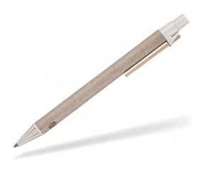 Ritter Pen Bio-Mix 90250 Kugelschreiber Weiß
