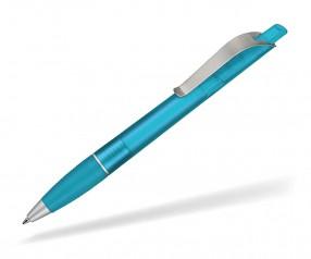Ritter Pen Bond Frozen Kugelschreiber 38900 4110 Caribic-Blau