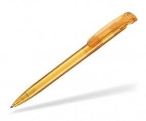 Ritter Pen Clear Transparent 12020 3505 Mango-Gelb