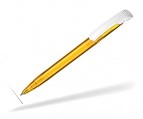 Ritter Pen Clear Transparent S 42025 3505 Mango-Gelb
