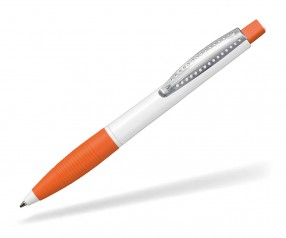 Ritter Pen Club Kugelschreiber 08800 0101 0501 Weiß Orange