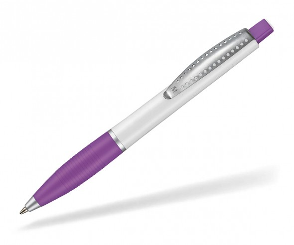 Ritter Pen Club SI Kugelschreiber 48800 0101 0903 Weiß Flieder