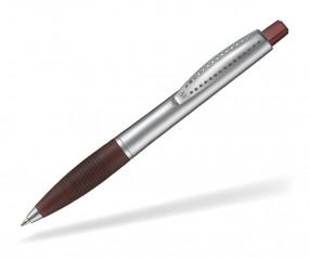 Ritter Pen Club Silver Kugelschreiber 28800 0419 Mocca-Braun
