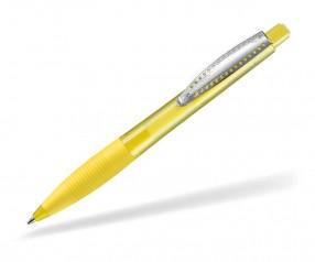 Ritter Pen Club Transparent 18800 Kugelschreiber 3210 Ananas-Gelb