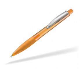 Ritter Pen Club Transparent 18800 Kugelschreiber 3505 Mango-Gelb