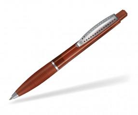 Ritter Pen Club Transparent SI 38800 Kugelschreiber 0419 Mocca-Braun