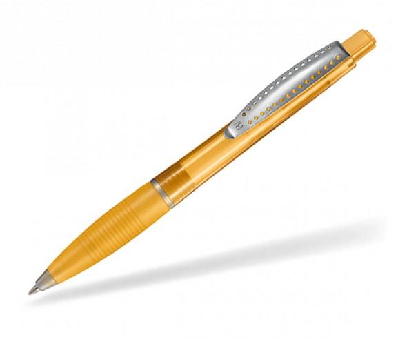 Ritter Pen Club Transparent SI 38800 Kugelschreiber 3505 Mango-Gelb