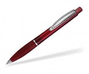 Ritter Pen Club Transparent SI 38800 Kugelschreiber 3634 Kirsch-Rot