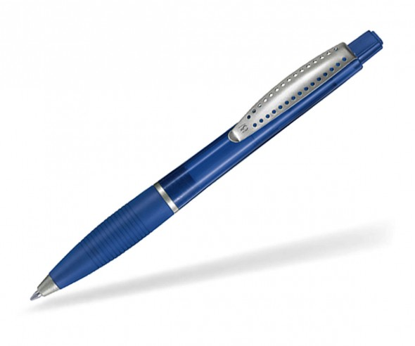 Ritter Pen Club Transparent SI 38800 Kugelschreiber 4303 Royal-Blau